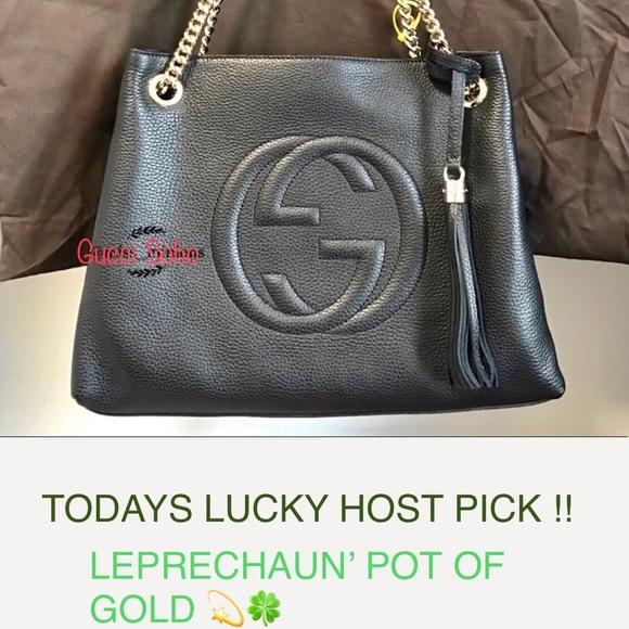 d9cd3be31b2 Gucci Handbags - 💎GORGEOUS GUCCI SOHO DISCO TASSEL CHAIN TOYE💎
